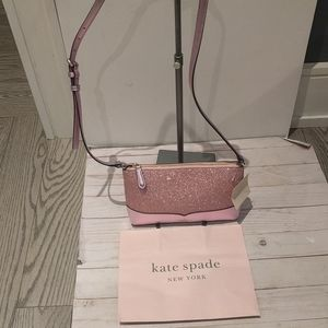 Beutiful sparkly crossbody bag by Kate Spade🌸🌟